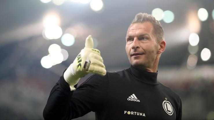 Malarz przywrócony do pierwszej drużyny Legii Warszawa