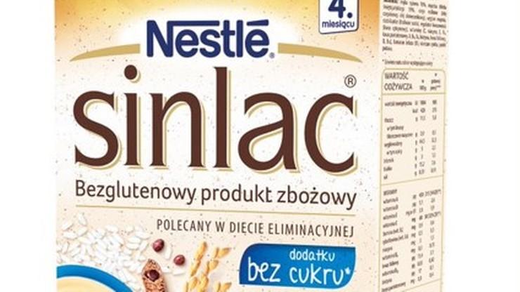 GIS wycofuje partie kaszek Nestlé. Przekroczony poziom kadmu