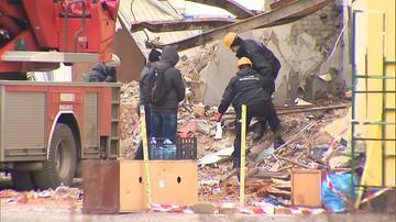 Pierwsza z osób poszkodowanych po zawaleniu kamienicy w Poznaniu dostała nowe mieszkanie