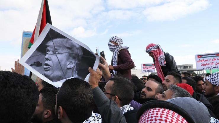 """""""Zmiana statusu Jerozolimy to akt agresji"""". Libański Hezbollah o decyzji Trumpa"""