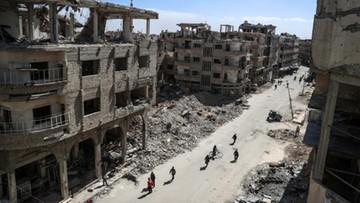Coraz gorsza sytuacja we Wschodniej Gucie. Syryjska armia intensyfikuje ataki