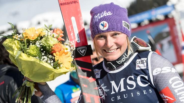 Worley wygrała slalom gigant w Lenzerheide