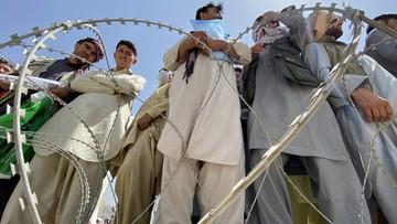 Wielka Brytania przyjmie do 20 tys. uchodźców z Afganistanu