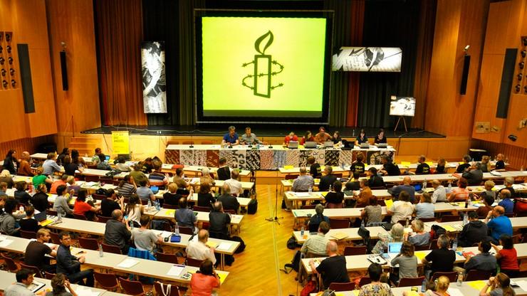 Konta Amnesty International zamrożone przez indyjskie władze