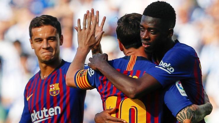 Liga Mistrzów: FC Barcelona - PSV Eindhoven. Transmisja w Polsacie Sport Premium 1