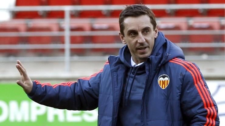 Nowy trener Valencii kupił drużynie... tablety. Wydał 20 tys. funtów