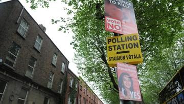 Rozpoczęło się referendum w sprawie liberalizacji przepisów aborcyjnych w Irlandii