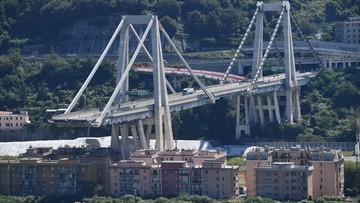 Zarząd włoskich autostrad: kontrole zawsze potwierdzały dobry stan wiaduktu