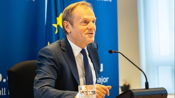 Donald Tusk: gotów byłbym osobiście ukłuć Pana Prezesa