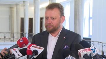 Szumowski odwiedził szpital mimo zakazu? Były minister zdrowia komentuje doniesienia