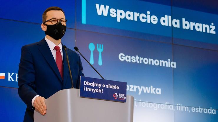 Polsatnews.pl: premier przedstawi plan odmrażania gospodarki