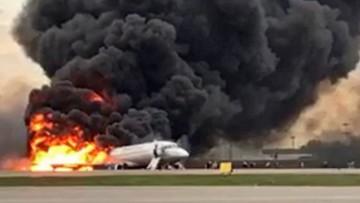 Rosja: media opublikowały rozmowy pilota SSJ-100 z kontrolerami lotów