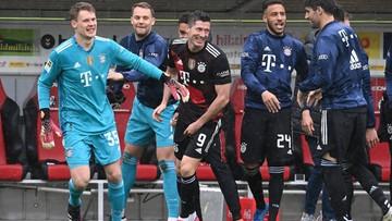RoBEST Lewandowski o krok od pobicia rekordu! Bayern z Freiburgiem na remis