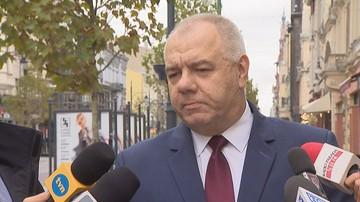 Sasin grozi Łodzi zarządem komisarycznym, jeśli mieszkańcy wybiorą Zdanowską