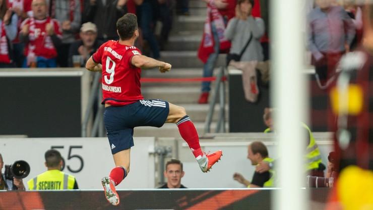 Zdecydowane zwycięstwo Bayernu! Gol i asysta piętą Lewandowskiego