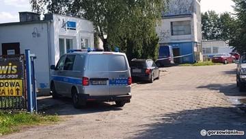 Zabójstwo w pralni w Gorzowie Wielkopolskim. Napastnik zastrzelony podczas obławy w Niemczech