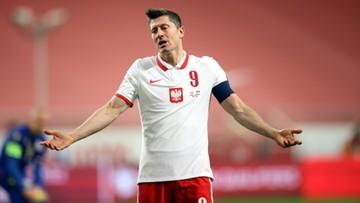 Robert Lewandowski nie zagra z Anglią