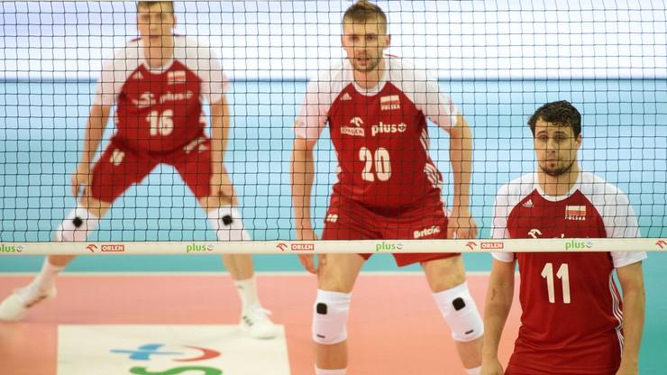 Liga Narodów siatkarzy: Polska - Słowenia. Transmisja i stream online
