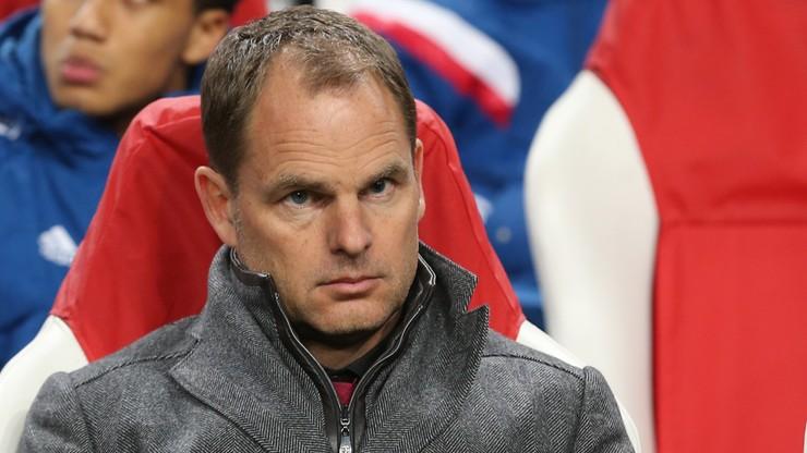 De Boer o Ekstraklasie: Oczekiwałem więcej