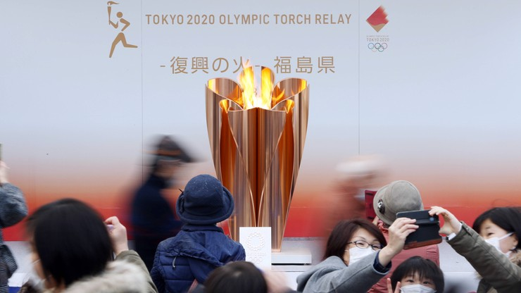 Tokio 2020: Ogień olimpijski nie dla publiczności na wyspie Miyakojimie