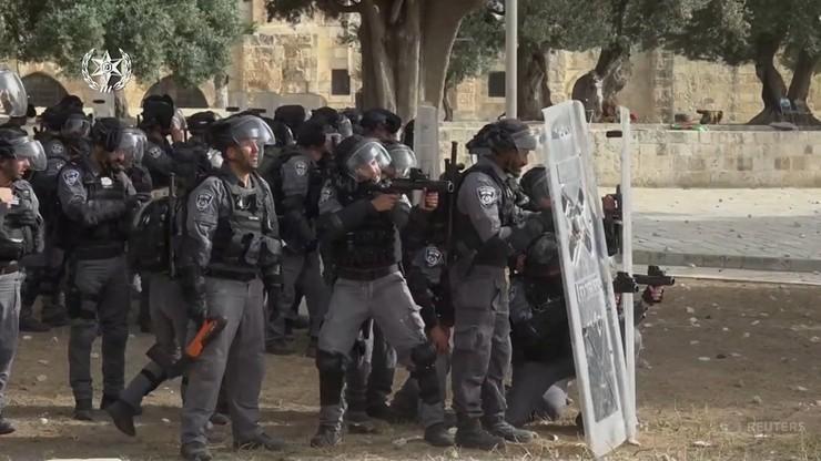 Starcia w Jerozolimie. Kilka godzin po wejściu w życie rozejmu