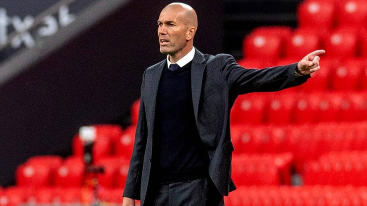 Zinedine Zidane odchodzi z Realu Madryt