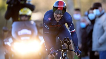 Tour de France: Michał Kwiatkowski w składzie Ineos Grenadiers