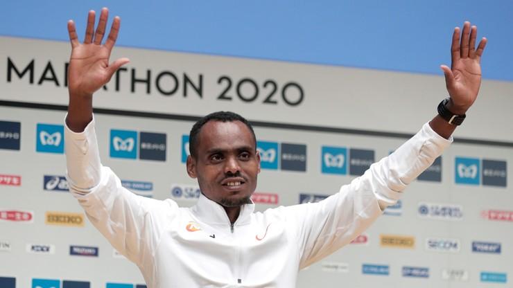 Maraton w Tokio: Salpeter i Legese najlepsi