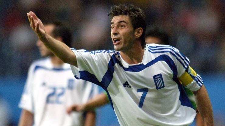 Theodoros Zagorakis szefem piłkarskiej federacji Grecji