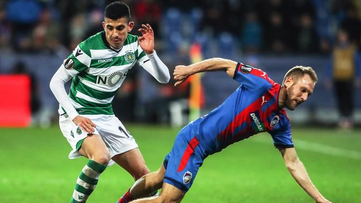 Liga Europy: Sporting awansował po dogrywce, Dynamo z Kędziorą w składzie za burtą