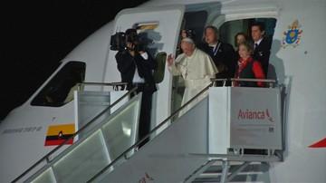 Na zakończenie wizyty w Kolumbii papież apelował o trwały pokój i pojednanie