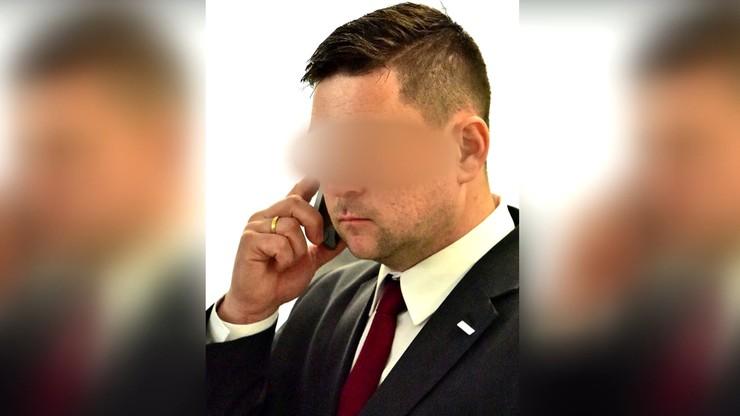 Biłgoraj. Były poseł PiS Piotr O. skazany za kupno prawa jazdy