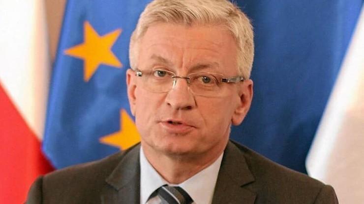 """Jaśkowiak wysłał SMS-a do Jandy i Zborowskiego. """"Zasłużeni ludzie powinni być traktowani inaczej"""""""
