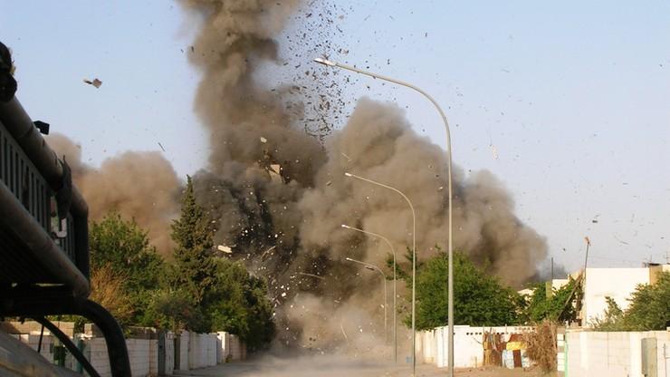 Irak: co najmniej 80 osób nie żyje po eksplozji samochodu pułapki