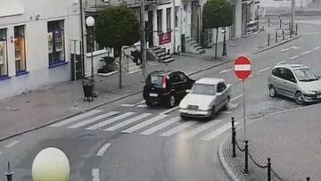 Wyszła do bankomatu, a auto zniknęło. Prawdę ujawnił monitoring