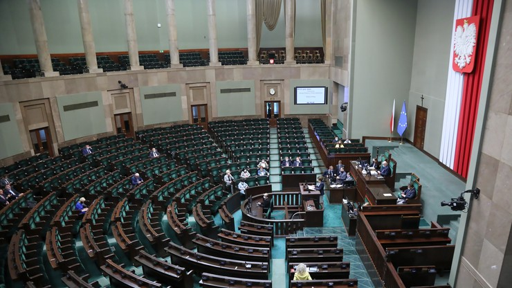 Sejm przyjął ustawę. Będą rekompensaty dla przedsiębiorców z terenów objętych stanem wyjątkowym