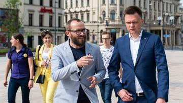 """Kulisy przejścia Muchy do ruchu Hołowni. """"Tak nie powinno się postępować z ludźmi"""""""