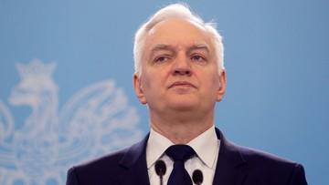 Gowin: ostateczny raport ws. katastrofy smoleńskiej - kiedy w Polsce znajdą się szczątki samolotu