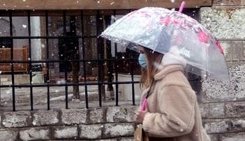 Zima na początku wiosny. Pogoda na weekend