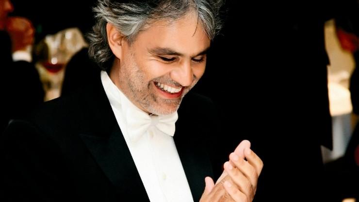 Bocelli dotrzyma słowa i zaśpiewa na stadionie Leicester