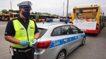 Kierowca autobusu z Rybnika pod wpływem amfetaminy