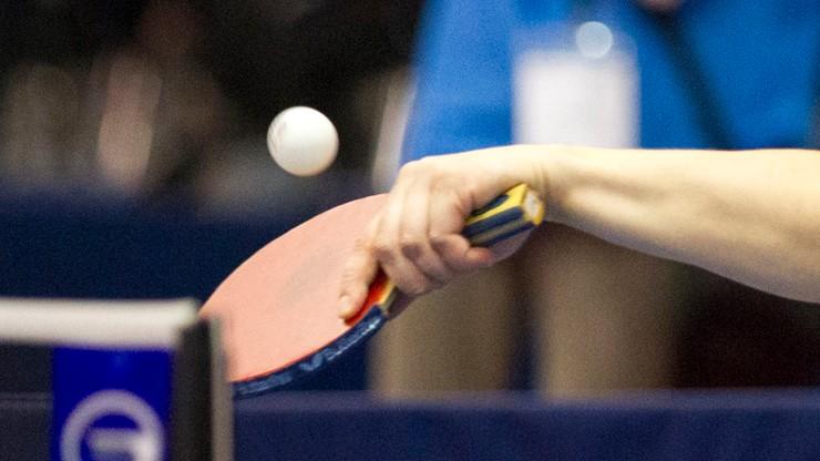 DMŚ w tenisie stołowym: Porażka Polaków z Indiami