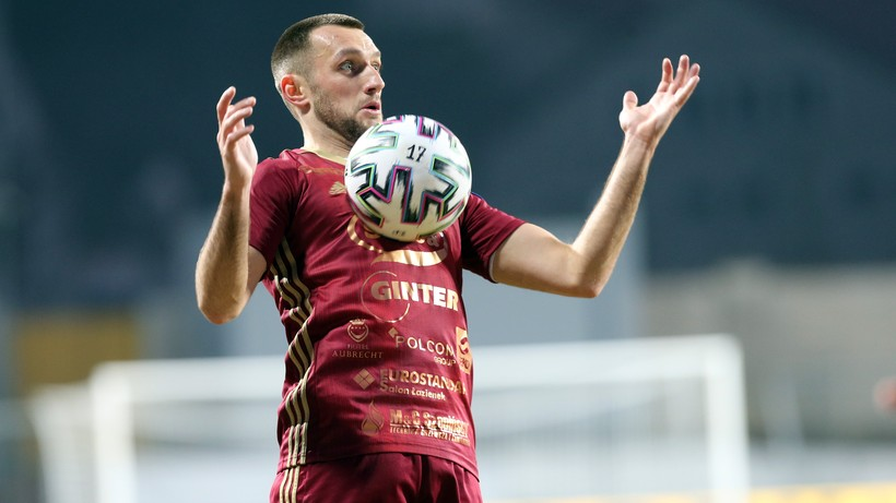 Fortuna Puchar Polski: Ślęza Wrocław - Chojniczanka. Relacja i wynik na żywo