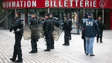 Aresztowano podejrzanych o planowanie zamachu przed wyborami we Francji