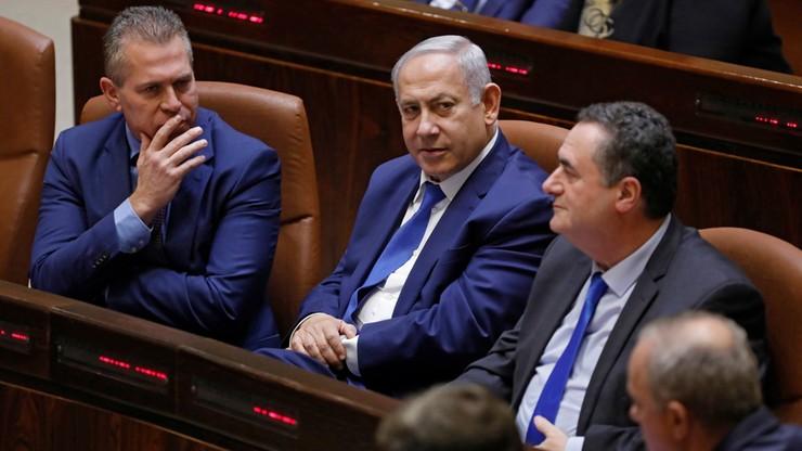 Parlament Izraela rozwiązał się, przedterminowe wybory 9 kwietnia