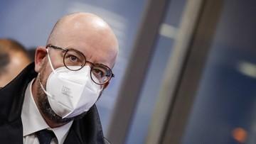 Szef Rady Europejskiej rozmawiał z ojcem Pratasiewicza
