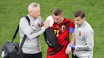 Euro 2020: Timothy Castagne już nie zagra w turnieju