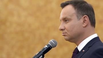 Prezydent o TK: funkcjonuje fatalnie; potrzeba rozwiązań politycznych