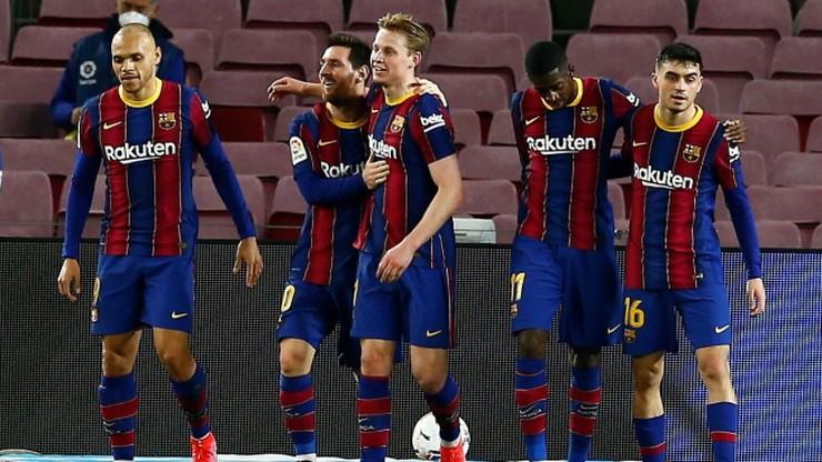 FC Barcelona bliżej duetu z Madrytu