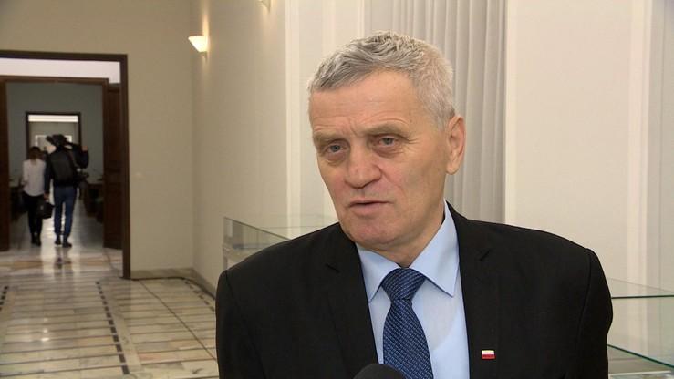 Senator Kogut: na ręce marszałka złożyłem rezygnację z immunitetu